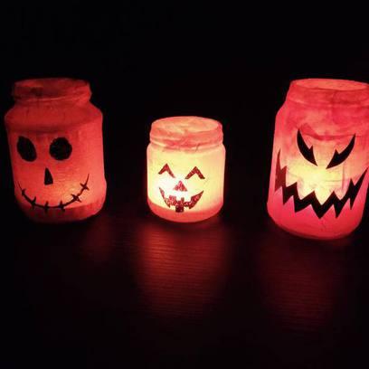 Halloween-i játszóház