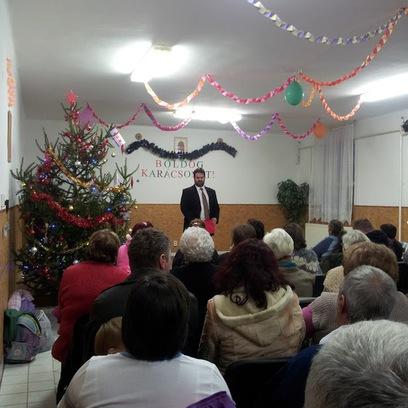 Karácsonyi műsor 2015