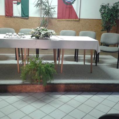 Kiskorpád Község Önkormányzata Képviselő-testületének alakuló ülése
