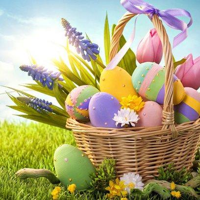 Kellemes húsvéti ünnepeket